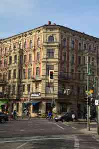 Immeuble à Schlesiches Tor Berlin - Appartement-berlin