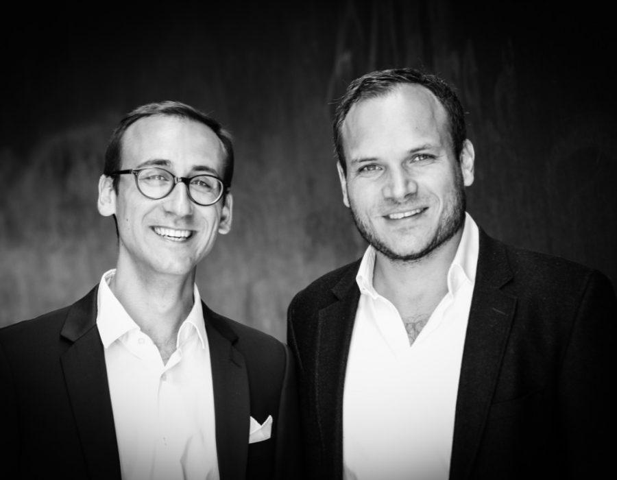 Jean Boudin et Niels Schnatz - Agence Appartement-Berlin
