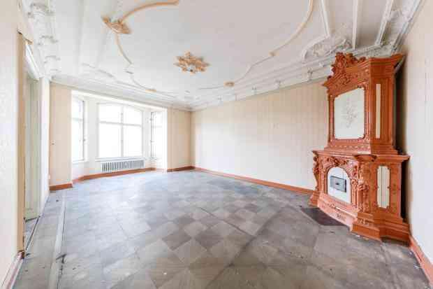 Joli appartement à rénover dans un magnifique Altbau à ...