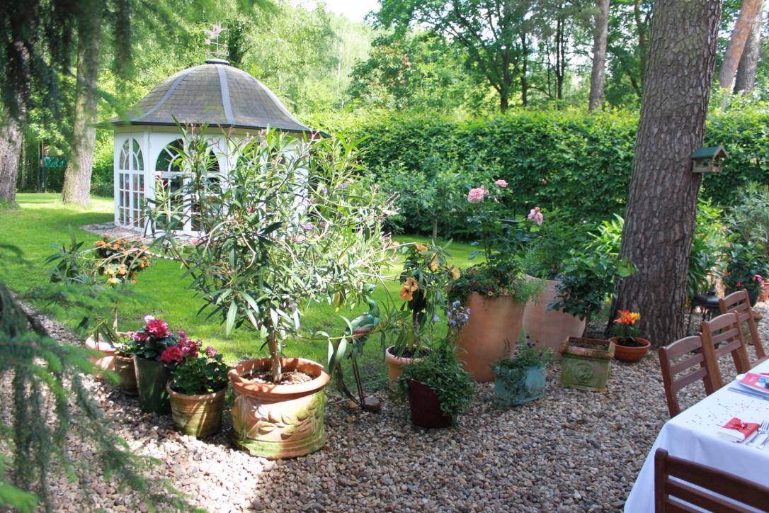 Maison avec jardin et terrasse en bordure de forêt à ...