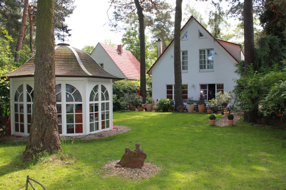 Maison avec jardin et terrasse en bordure de for t - Recherche maison a louer avec jardin ...