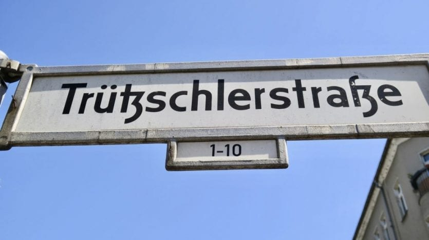 Trützschlerstraße
