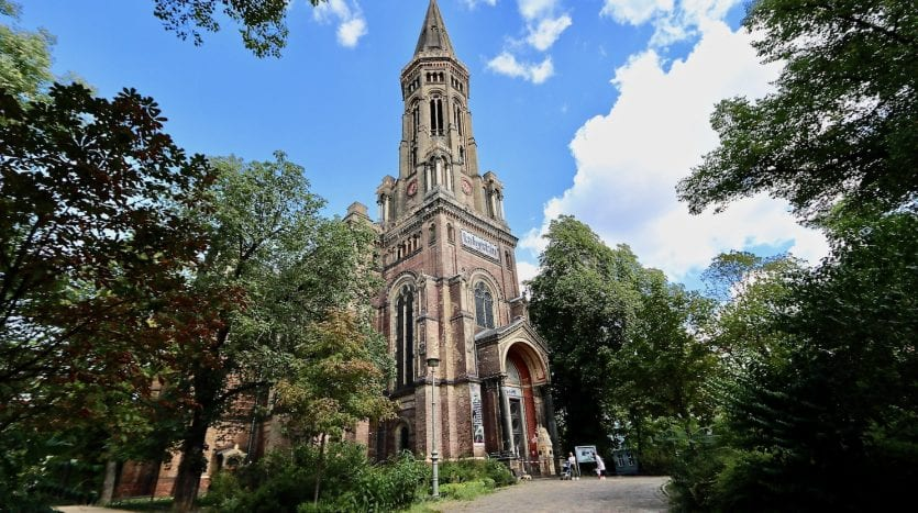 Environs - Zionskirche